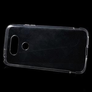 Transparentní gelový kryt na LG G5 - 2