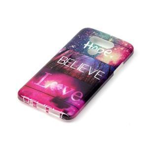 Gelový obal na mobil LG G5 - hope - 2