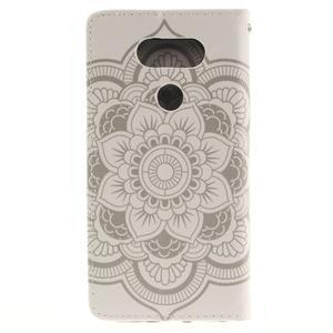 Obrázkové koženkové pouzdro na LG G5 - mandala - 2