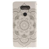 Obrázkové koženkové pouzdro na LG G5 - mandala - 2/7