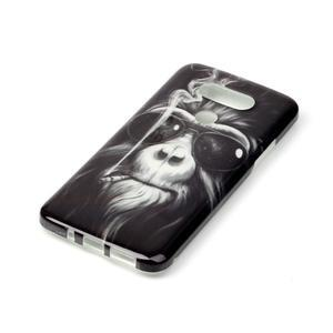 Gelový obal na mobil LG G5 - gorila - 2