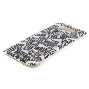 Softy gelový obal na mobil LG G5 - slova - 2