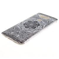 Softy gelový obal na mobil LG G5 - retro květina - 2/6