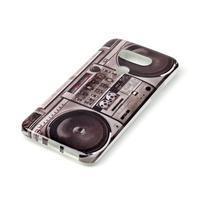 Gelový obal na mobil LG G5 - retro radio - 2/3