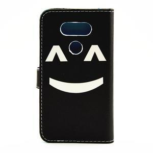 Pouzdro na mobil LG G5 - smile - 2