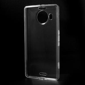 Transparentní gelový obal na Microsoft Lumia 950 XL - 2