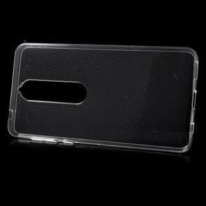 Čirý gelový obal na Nokia 6.1 - 2