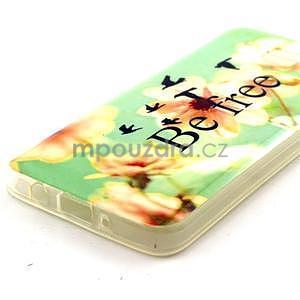 Gelový obal na Samsung Galaxy A3 - be free - 2