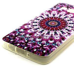 Gelový obal na Samsung Galaxy A3 - kaleidoskop - 2