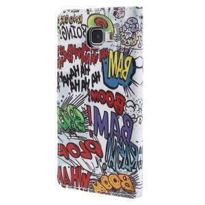 Stylové pouzdro na mobil Samsung Galaxy A5 (2016) - boom - 2