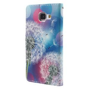 Stylové pouzdro na mobil Samsung Galaxy A5 (2016) - pampeliška - 2