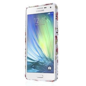 Obal s motivem na mobil Samsung Galaxy A5 (2016) - květiny - 2