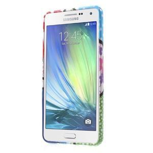 Obal s motivem na mobil Samsung Galaxy A5 (2016) - malované květy - 2