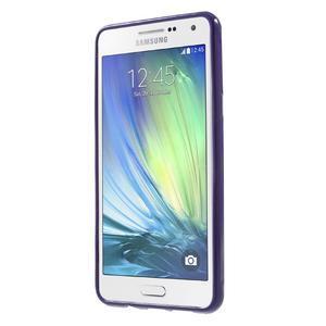 Obal s motivem na mobil Samsung Galaxy A5 (2016) - fialová sovička - 2