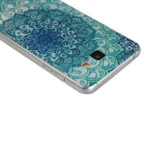 Ultratenký gelový slim obal na Samsung Galaxy A5 (2016) - mandala - 2