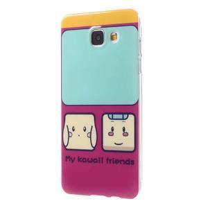 Emotive obal pro mobil Samsung Galaxy A5 (2016) - přátelé - 2