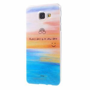 Emotive obal pro mobil Samsung Galaxy A5 (2016) - duha - 2