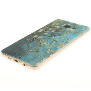 Softy gelový kryt na Samsung Galaxy A5 (2016) - kvetoucí strom - 2
