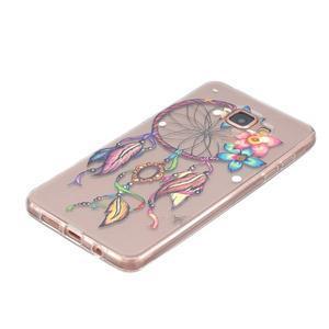 Transparentní gelový obal na Samsung Galaxy A5 (2016) - lapač snů - 2