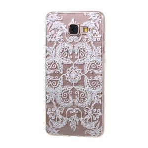 Silk Gelový obal na mobil Samsung Galaxy A5 (2016) - vzor III - 2