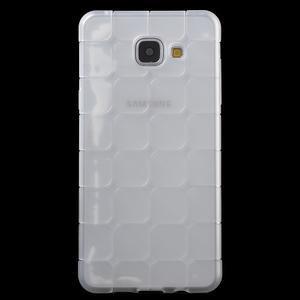 Cube gelový kryt na Samsung Galaxy A5 (2016) - bílý - 2