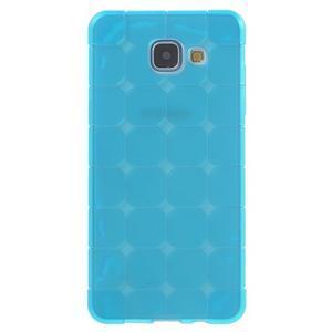 Cube gelový kryt na Samsung Galaxy A5 (2016) - modrý - 2