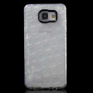 Square gelový obal na mobil Samsung Galaxy A5 (2016) - transparentní - 2