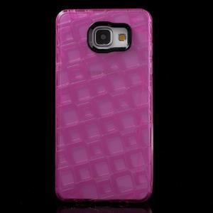 Square gelový obal na mobil Samsung Galaxy A5 (2016) - rose - 2
