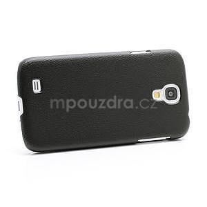 Plastové poudro na Samsung Galaxy S4 - černé - 2