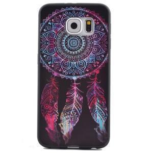 Jells gelový obal na Samsung Galaxy S7 - lapač snů - 2