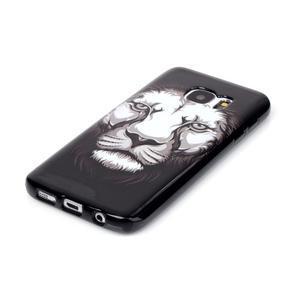 Sally gelový obal na Samsung Galaxy S7 - lev - 2
