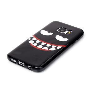 Sally gelový obal na Samsung Galaxy S7 - monster - 2