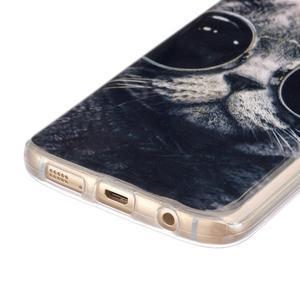 Gelový kryt na mobil Samsung Galaxy S7 - kočka mafián - 2