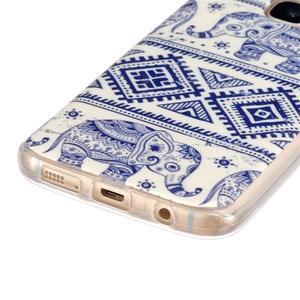 Gelový kryt na mobil Samsung Galaxy S7 - sloni - 2