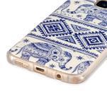 Gelový kryt na mobil Samsung Galaxy S7 - sloni - 2/4