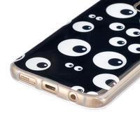 Gelový kryt na mobil Samsung Galaxy S7 - očička - 2/4
