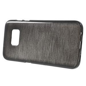 Brush gelový obal na mobil Samsung Galaxy S7 - černý - 2