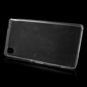 Transparnetní ultra tenký obal na Sony Xperia M4 Aqua - 2