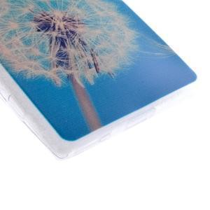 Gelový obal na mobil Sony Xperia Z5 Compact - pampeliška - 2