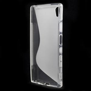 Sline gelový kryt na mobil Sony Xperia Z5 - transparentní - 2