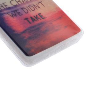 Gelový obal na mobil Sony Xperia Z5 Compact - regret - 2