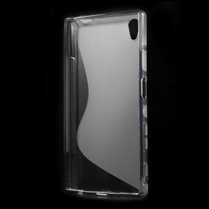 Sline gelový kryt na mobil Sony Xperia Z5 - šedý - 2