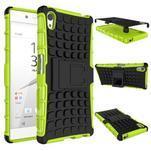 Outdoor odolný obal na Sony Xperia Z5 - zelený - 2/2