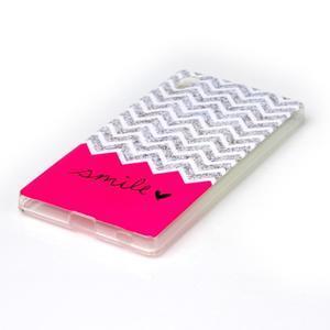 Softy gelový obal na mobil Sony Xperia Z5 - smile - 2