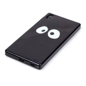Blacky gelový obal na mobil Sony Xperia Z5 - kukuč - 2