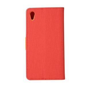 Dualis pouzdro na mobil Sony Xperia Z5 - červené - 2