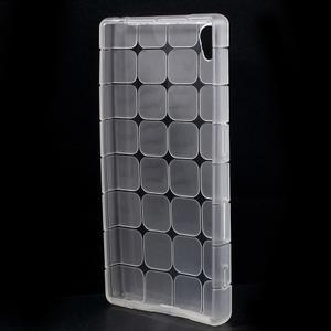 Square gelový obal na Sony Xperia Z5 - bílý - 2
