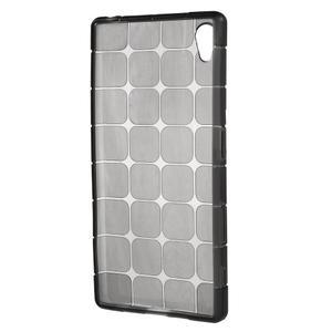 Square gelový obal na Sony Xperia Z5 - šedý - 2