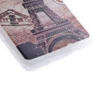 Gelový obal na mobil Sony Xperia Z5 Compact - Eiffelova věž - 2/4