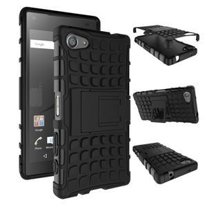 Outdoor odolný kryt na mobil Sony Xperia Z5 Compact - černý - 2
